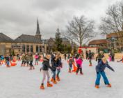 ijsbaan oudewater vrij schaatsen