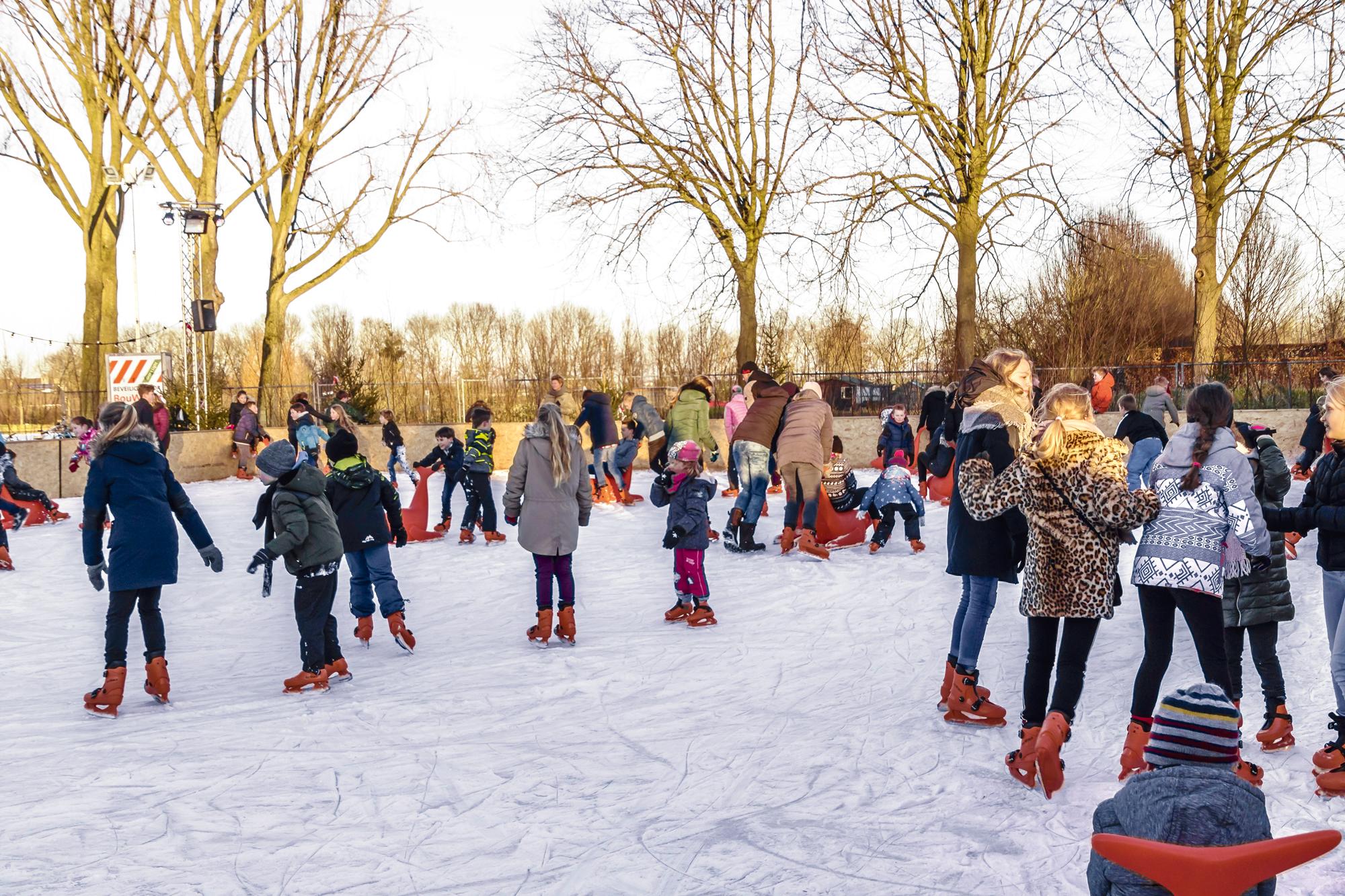 Clinic Beter leren schaatsen